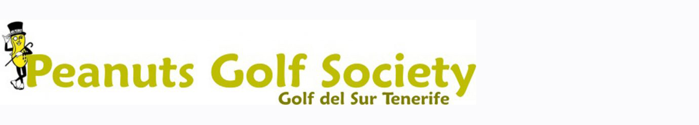 Peanuts Golf Society